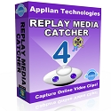 Replay Media Catcher for Flash Video Capture